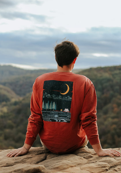 Wilderness Long Sleeve T-shirt