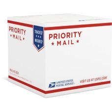 Priority Mail Box 4 (Top Loaded) (25 Pcs)