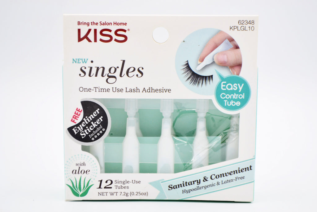 Kiss Eye Lash Adhesive & Garnier Mixed Box  (105 Units, $1.50 each)