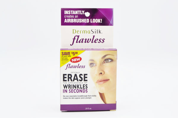 Derma Silk Flawless Erase Wrinkles (112 Units, $1.00 each)
