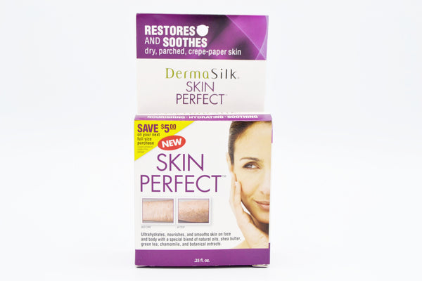 Derma Silk Skin Perfect (136 units, $1.00 each)