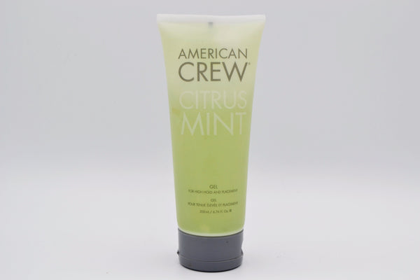 American Crew Gel HIgh Hold & Placement (30 units, $4.00)