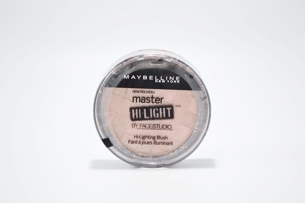 Maybelline Highlight Blush Mixed Colors (123 units, $3.00)