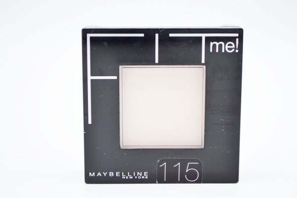 Maybelline Fit Me Mixed Colors (251 units, $3.00 each)