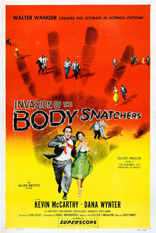 1956 - Invasion of the Body Snatchers The BACo Store