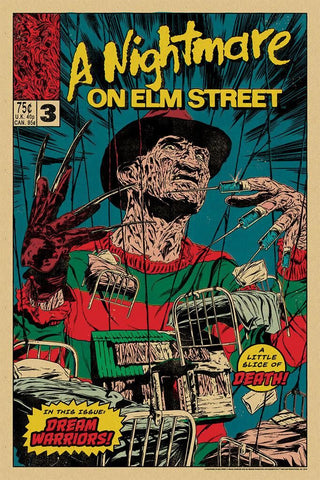 1984 - A Nightmare on Elm Street The BACo Store