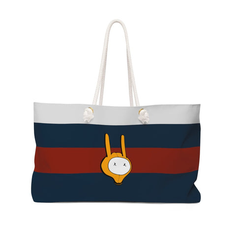 Yellow Bandit Collegiate Weekender Bag Blue/Burgundy These Are A Few Of My Favorite Things