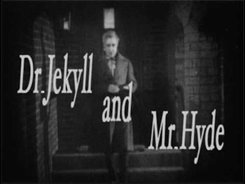 Dr. Jekyll and Mr. Hyde 1920 The BACo Store