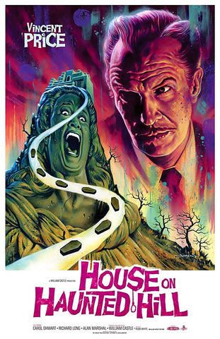 1959 - The House On Haunted Hill The BACo Store