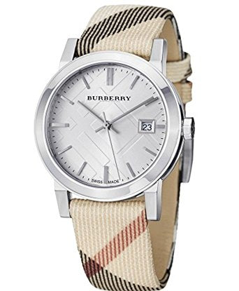 Burberry watch men BU9022 Heritage Nova Check 38mm Women's Watch