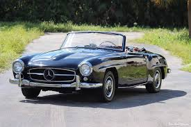 Electric Power Steering for Mercedes 190SL