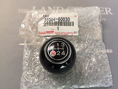 OEM 4 Speed Shift Knob for Land Cruiser FJ40 FJ45 FJ55