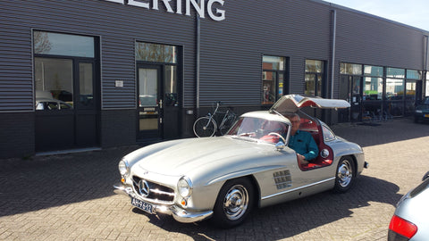 Electric Power Steering for Mercedes 300SL