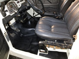 Front Moulded Floor Mat for '73 to '78 Land Cruiser FJ40
