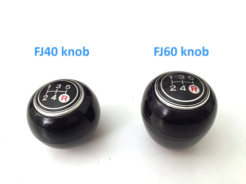 5 Speed Shift Knob for Land Cruiser FJ60 or FJ40