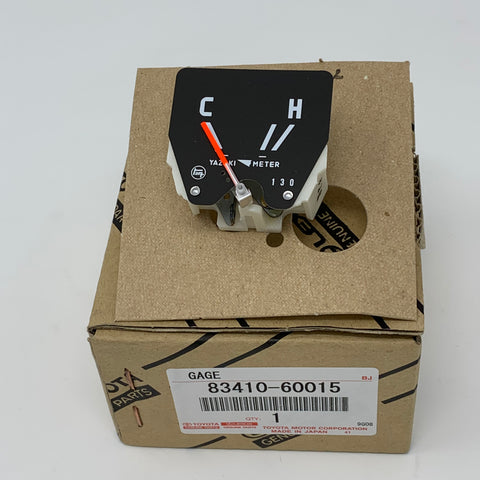 OEM Water Temperature Gauge for '79 to '84 Land Cruiser 40 Series FJ40