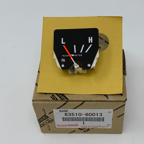 OEM Oil Pressure Gauge for '79 to '84 Land Cruiser 40 Series FJ40