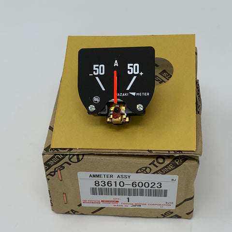 OEM Ammeter for '79 to '84 Land Cruiser 40 Series FJ40