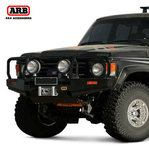 ARB Winch Bar for Land Cruiser FJ60 FJ62