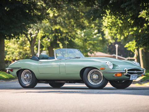 Electric Power Steering for Jaguar E-Type S2