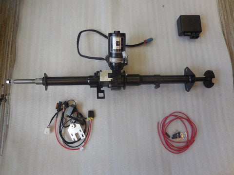 Electric Power Steering for '73 and later Toyota Land Cruiser FJ40