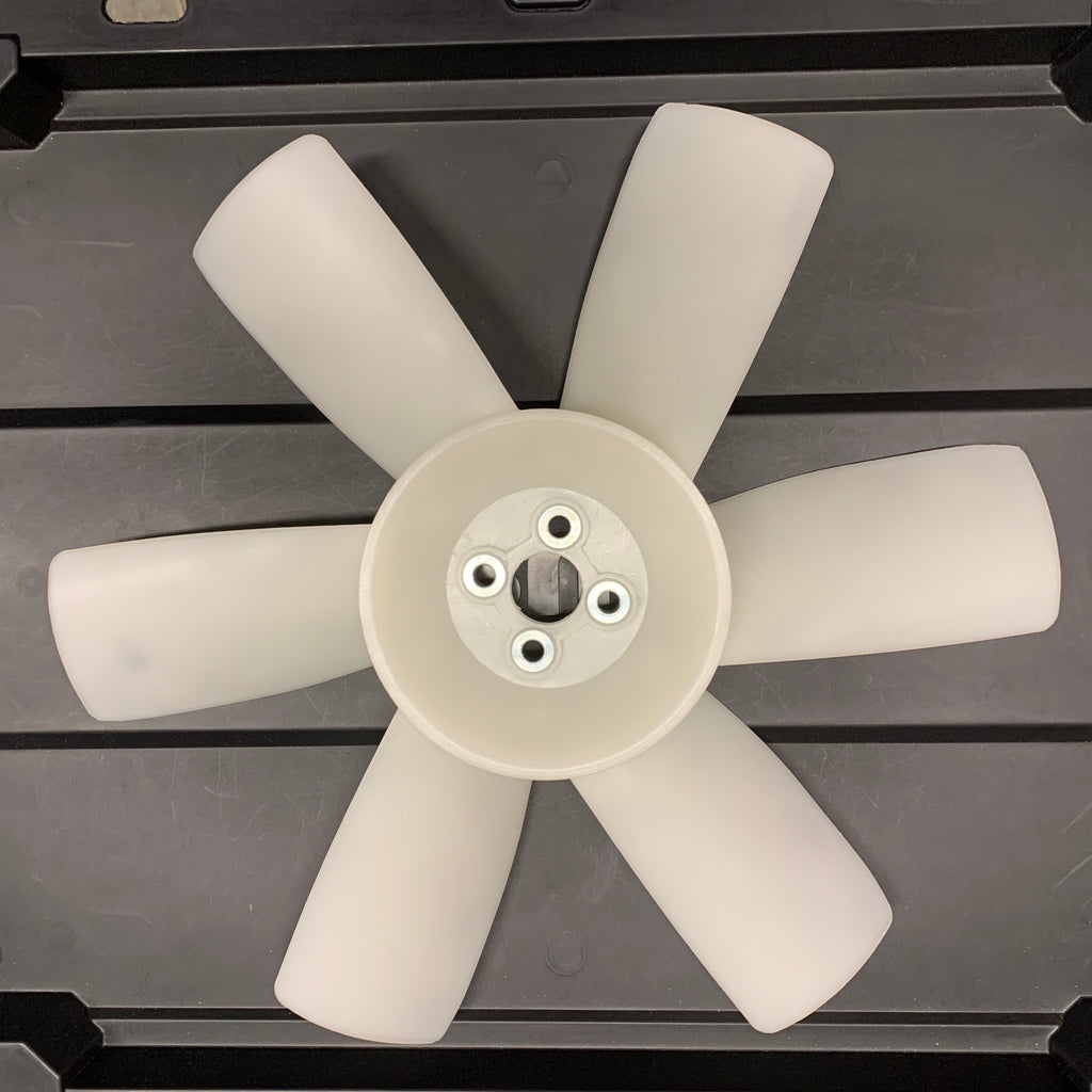 6 Blade Radiator Fan for Land Cruiser FJ40 FJ45 FJ55 FJ60 FJ62 FJ80 70 Series Without Fan Clutch