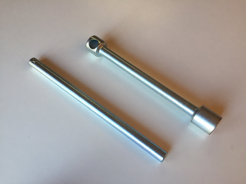 OEM Toyota Lug Nut Wrench for '79 and Later Land Cruiser FJ40