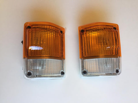 OEM Front Turn Signal Lights for Land Cruiser FJ60 - LH and RH