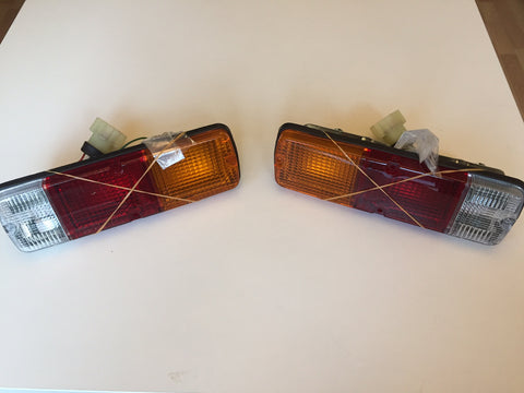 OEM 24v Tail Lights for '79 to '84 Land Cruiser FJ40 - LH and RH
