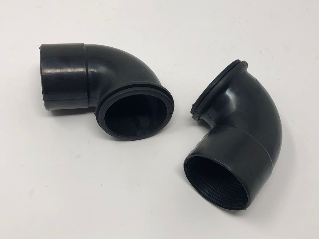 Heater Elbow Hose for '63 to '67 Land Cruiser FJ40 - Set of 2