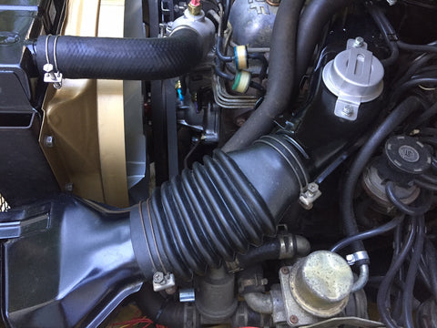 Air Cleaner Intake Hose for '79 to '84 Land Cruiser FJ40