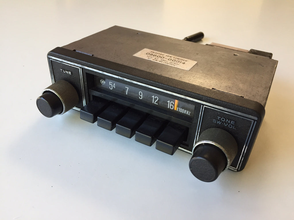 OEM AM Radio for '72 to '78 Land Cruiser FJ40 FJ55 - Used