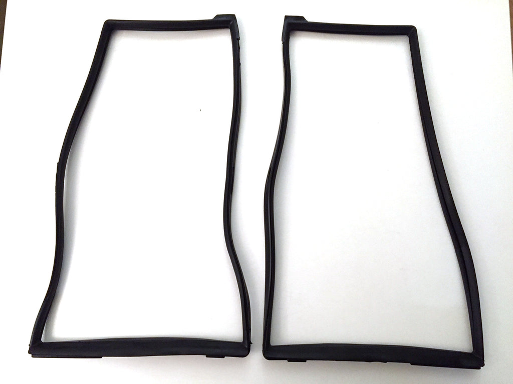 Rear Door Quarter Window Weatherstrips for Land Cruiser FJ60 FJ62 - LH and RH