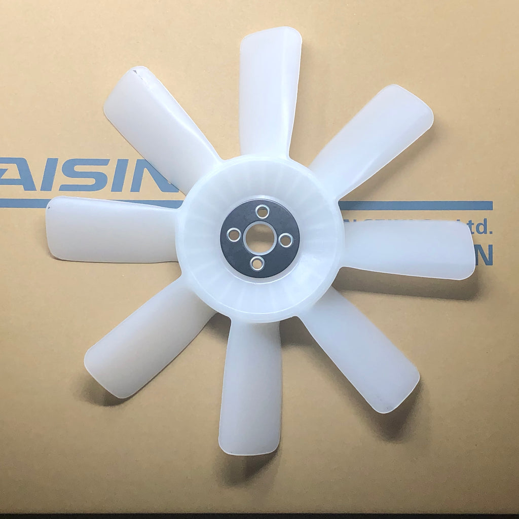 OEM 8 Blade Radiator Fan for Land Cruiser FJ40 FJ55 Without Fan Clutch