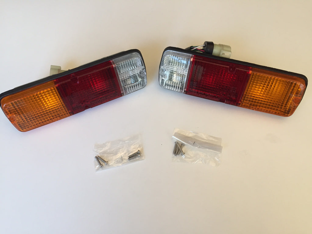 OEM Tail Lights for '79 to '84 Land Cruiser FJ40 (12v)