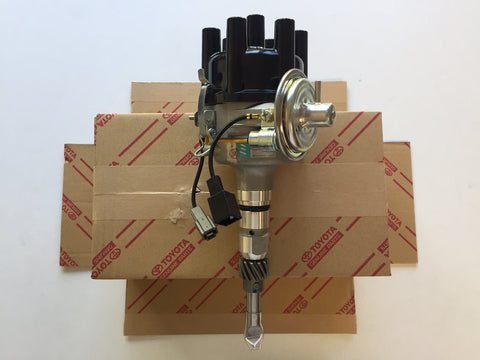 OEM 2F 3F Distributor for Land Cruiser FJ40 FJ60 FJ62 70 Series FJ80