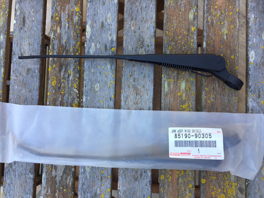 OEM Wiper Arms for '78 and Later Land Cruiser FJ40 - Set of 2