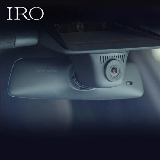 IRO Dashcam for Tesla Model X AP2