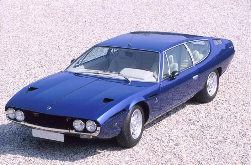 Electric Power Steering for Lamborghini Espada