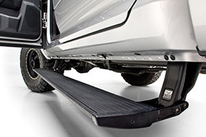 Powerstep Electric Running Boards for Toyota Sequoia and Tundra Double Cab & CrewMax