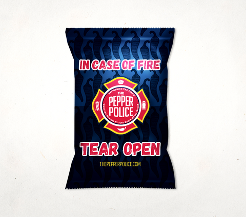 The Pepper Police Coolant Wipes - On-the-Go Singles