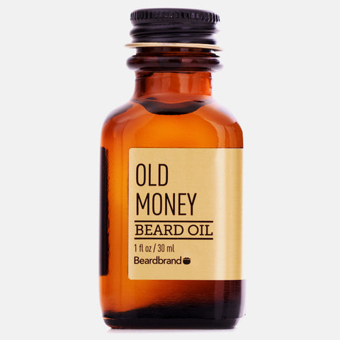 Old Money Beard Oil