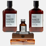 Silver Line Beginner's Beard Kit