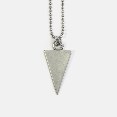 Iron Triangle Necklace