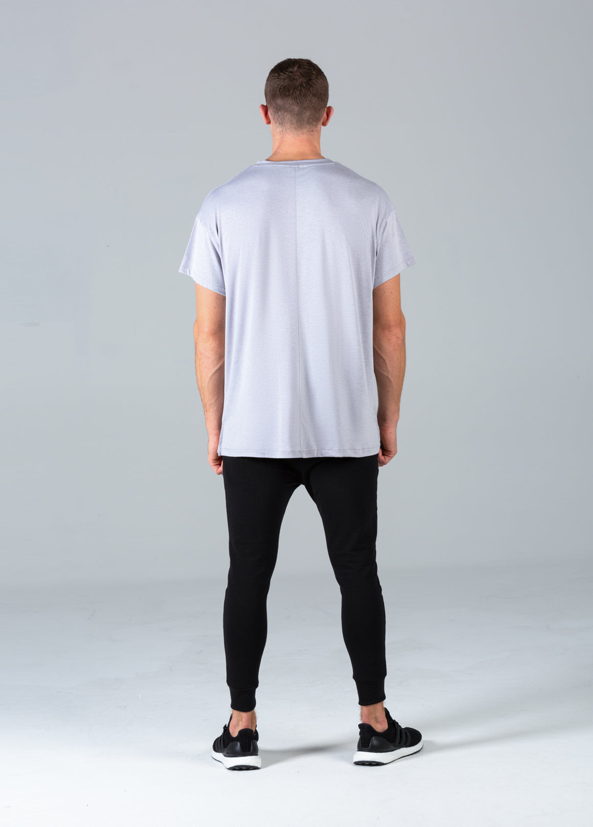 Rated Script T-Shirt (Stone)