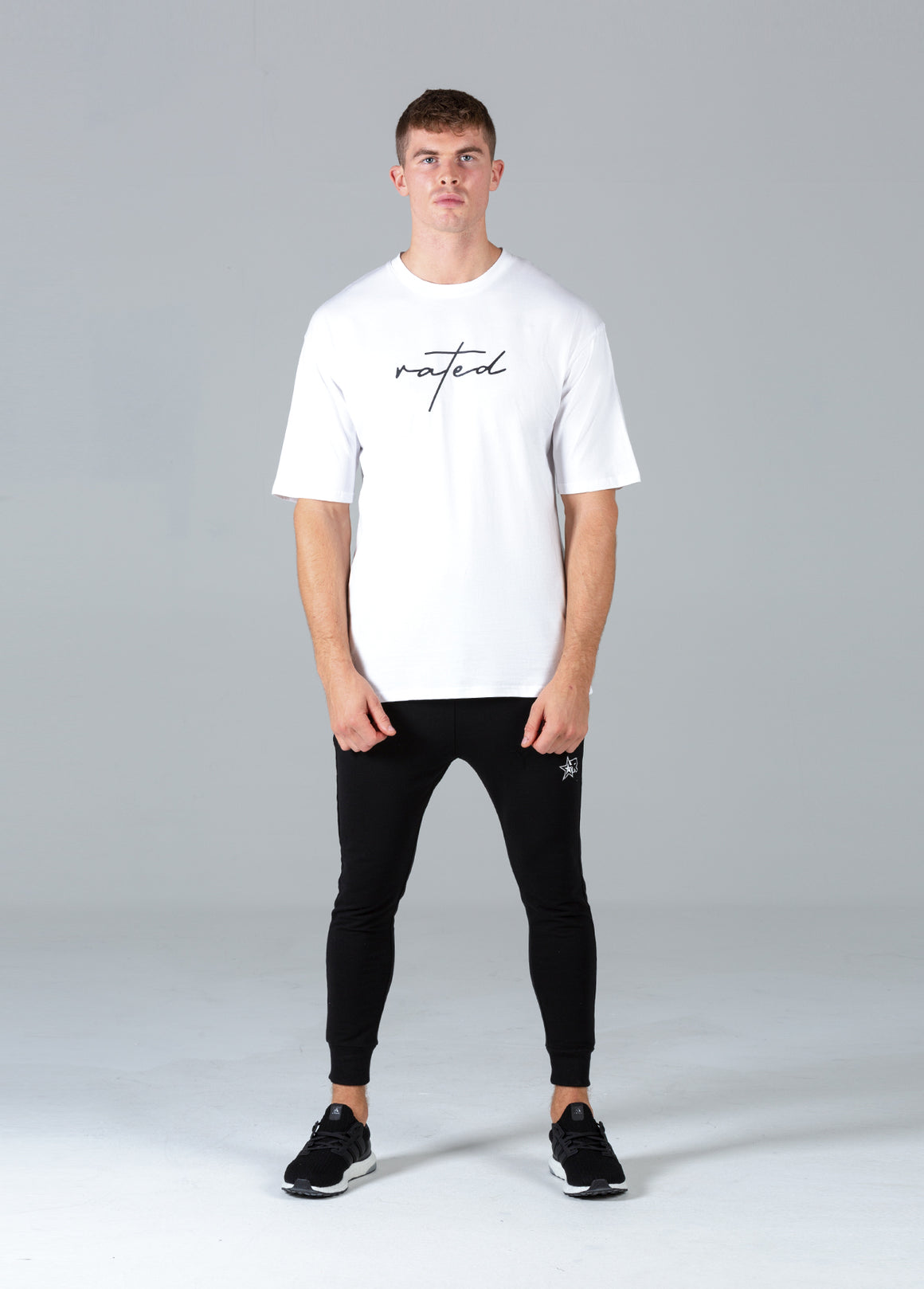 Statement T-Shirt (White)