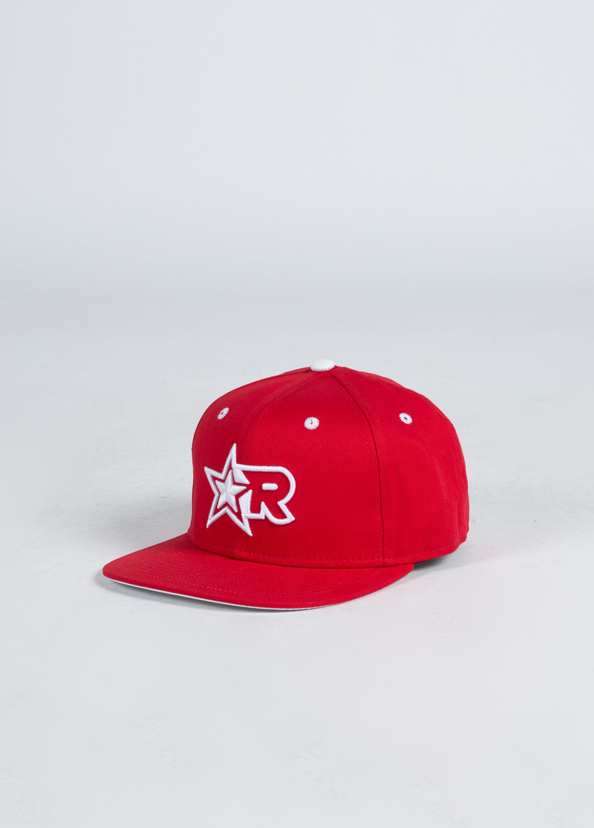 Signature Snapback (Red/White)