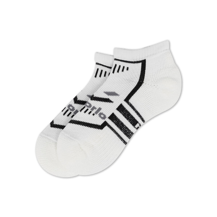 Thorlos Edge Running Sock - Unisex - White/Black