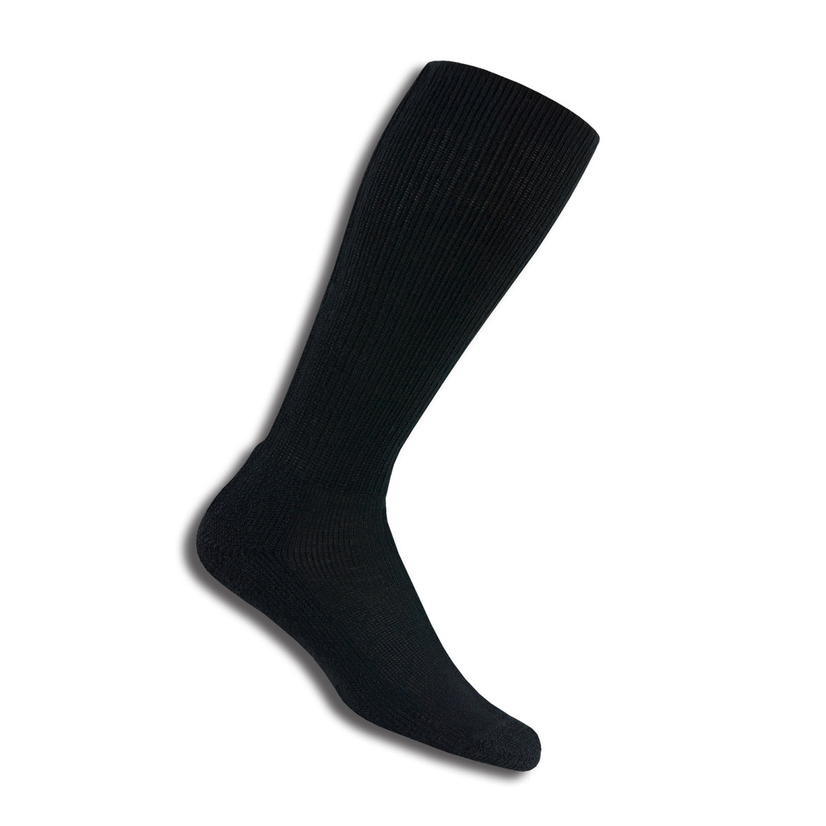 Thorlos Padds® - Unisex Support Over-calf - Black