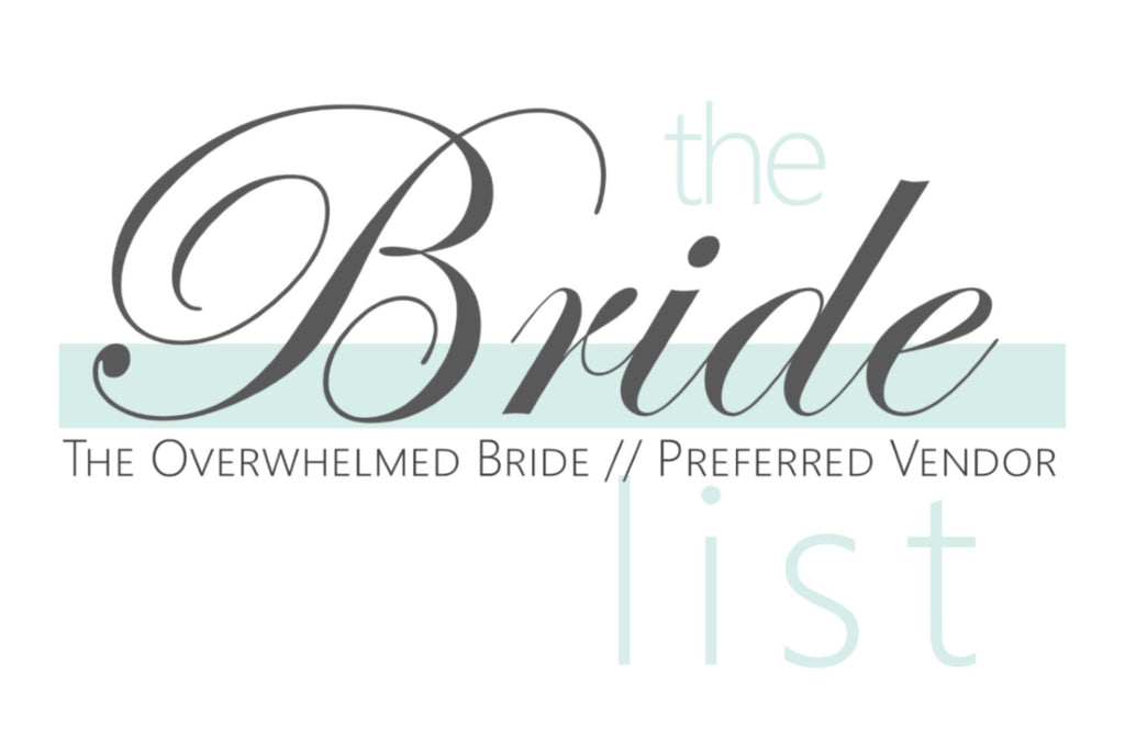 The Bride List member on The Overwhelmed Bride